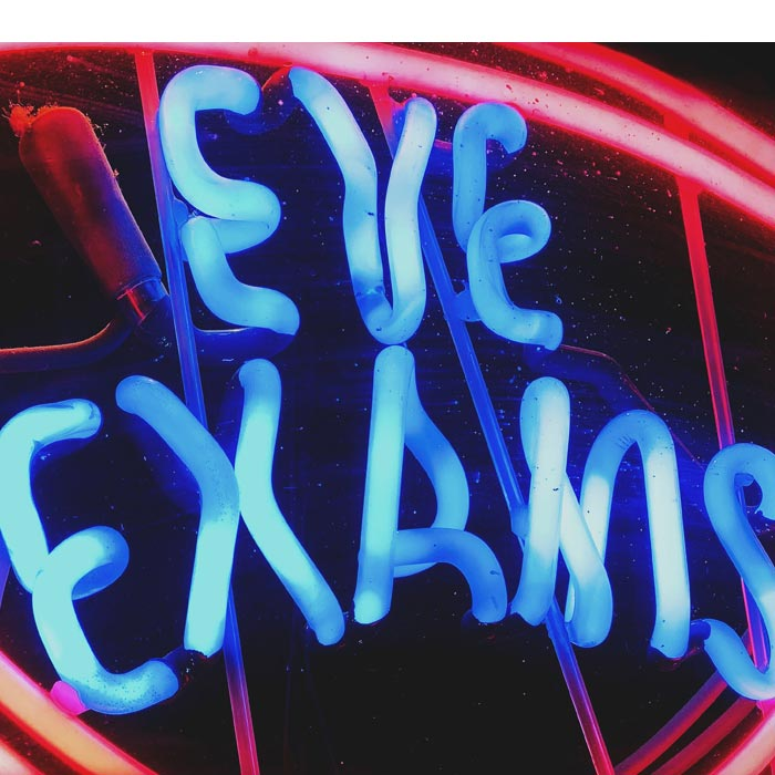 WHAT SHOULD I EXPECT IN AN EYE EXAM?